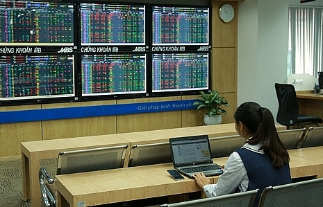 vn stocks dragged down by real estate firms