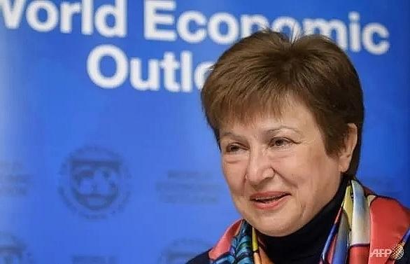 imf warns coronavirus hitting a fragile global economy