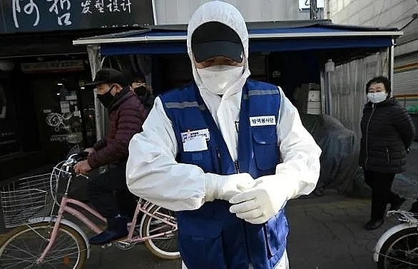 south korea reports 31 new cases of covid 19 bringing total to 82