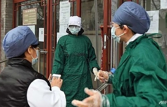 fewer covid 19 cases in china as deaths abroad increase