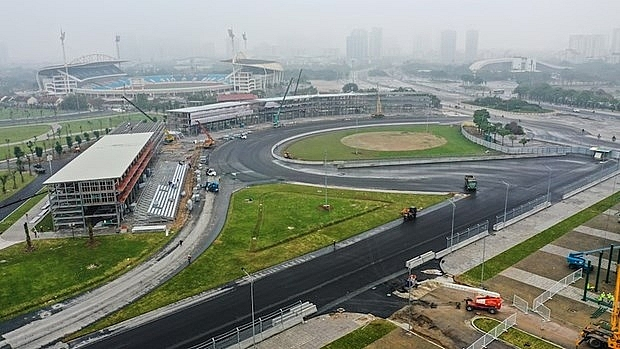 f1 race to help develop vietnams sports tourism vnat