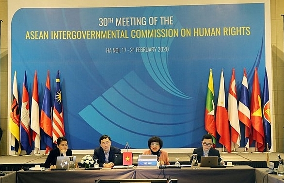 vietnam chairs aichrs 30th meeting in hanoi