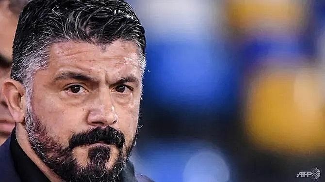 messi greatest ahead of maradona says napoli boss gattuso