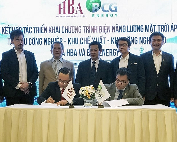 over 1000 firms in hcm city to develop rooftop solar power