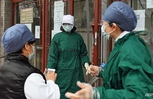 china reports 71 more covid 19 deaths lowest in 2 weeks