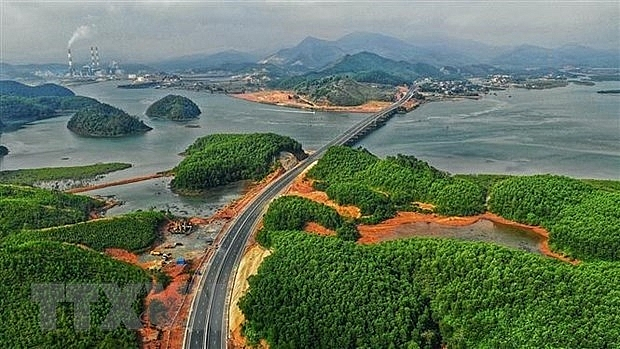 quang ninh 108 million usd for infrastructure development in ha long city