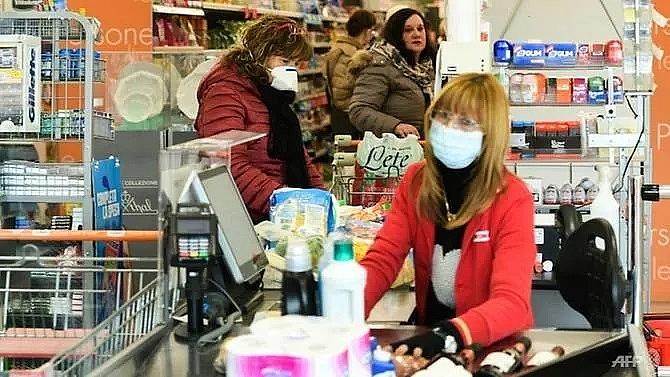 coronavirus fear takes mental toll in italy