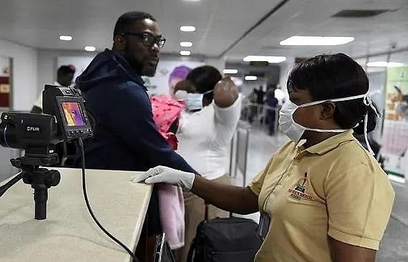 nigeria confirms covid 19 case first in sub saharan africa