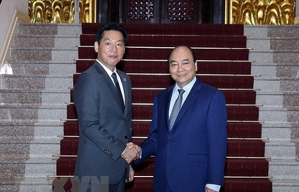 vietnam determined to continue improving investment environment pm