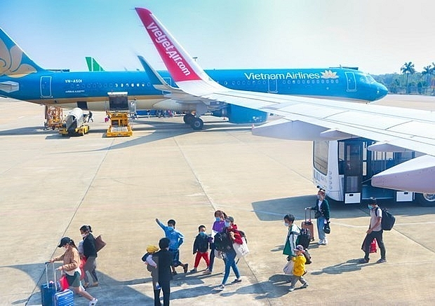 january foreign tourist arrivals up 9 pct month on month