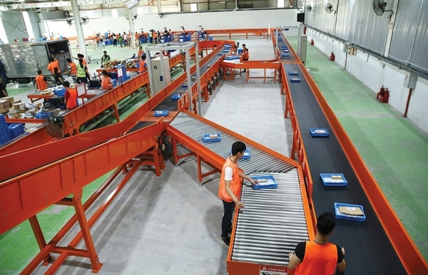 digitalisation aiding supply chain strength
