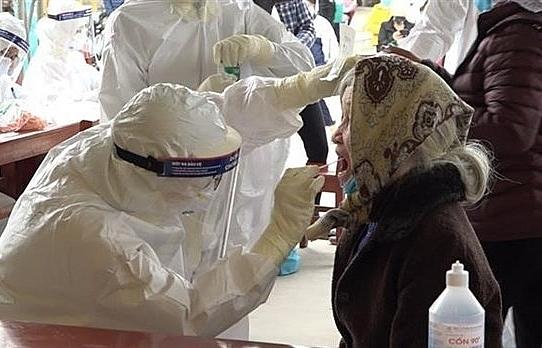 new coronavirus variant found in another patient in vietnam