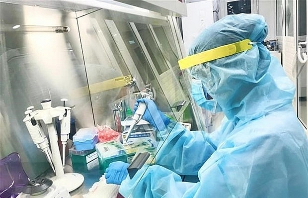 vietnam records another community covid 19 infection case
