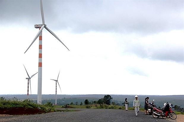 dak lak approves two wind plants