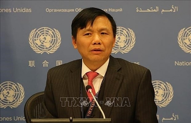 vietnam shares development experience at un session