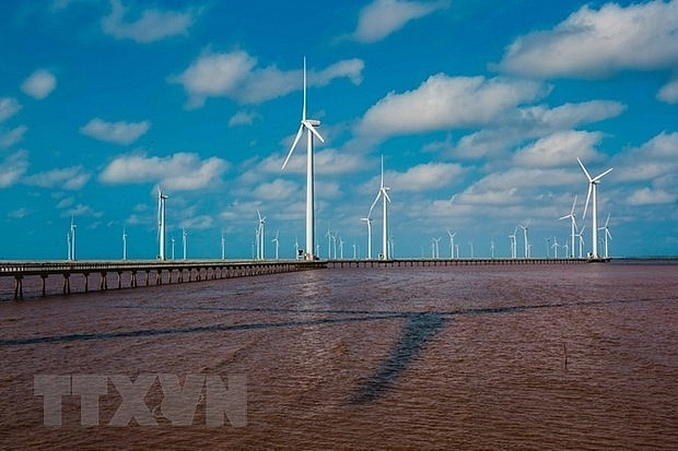 hapaco eyes investment in 4 trillion vnd wind power project