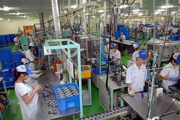 vietnams industrial export still relies on fdi sector