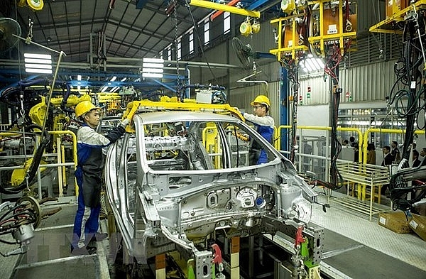 vietnamese economy accelerates thanks to recovering manufacturing asia perspective