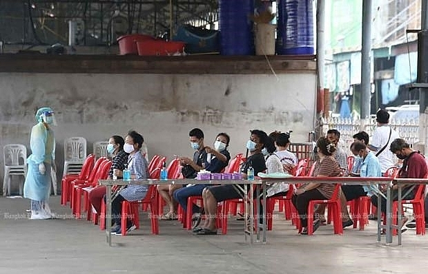 New COVID-19 cases reported in Thailand, Philippines