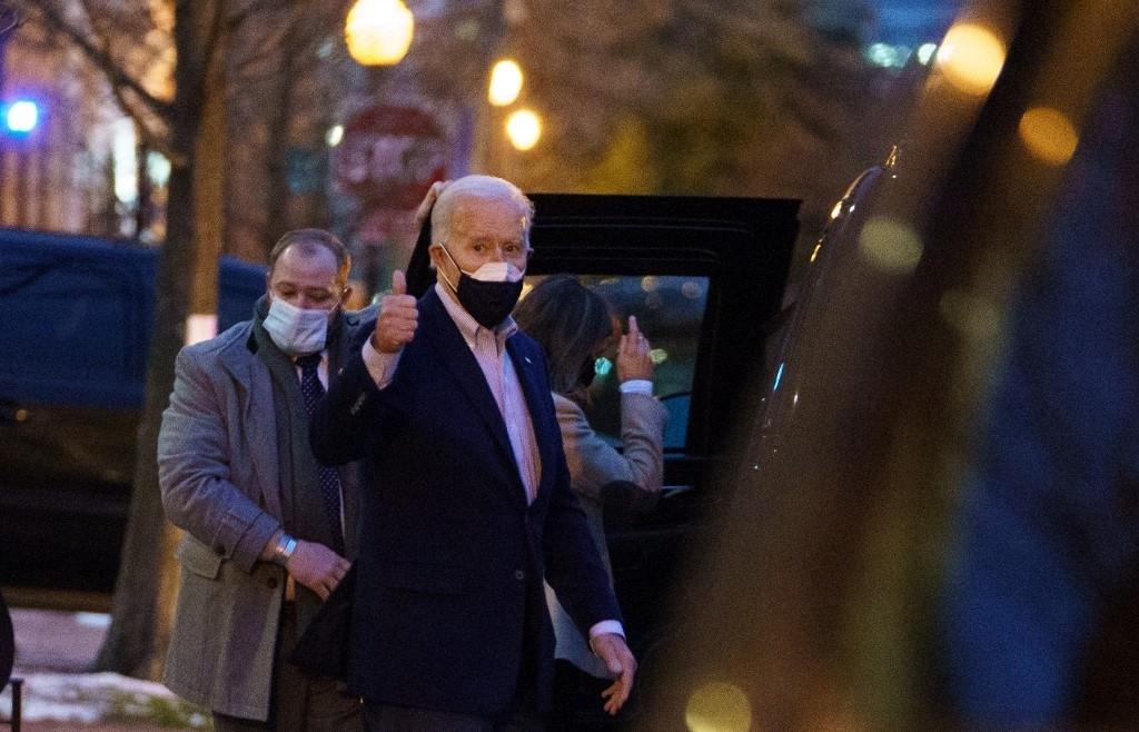 Biden's attorney general pick vows to prosecute Capitol attackers