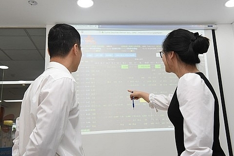 shares gain on banking stocks 82776