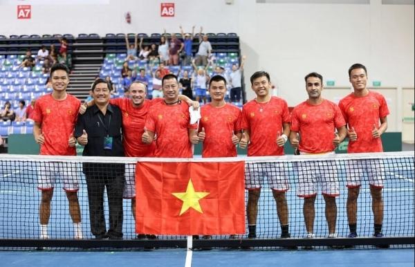 vietnam to host davis cup group iii events in asiaoceania