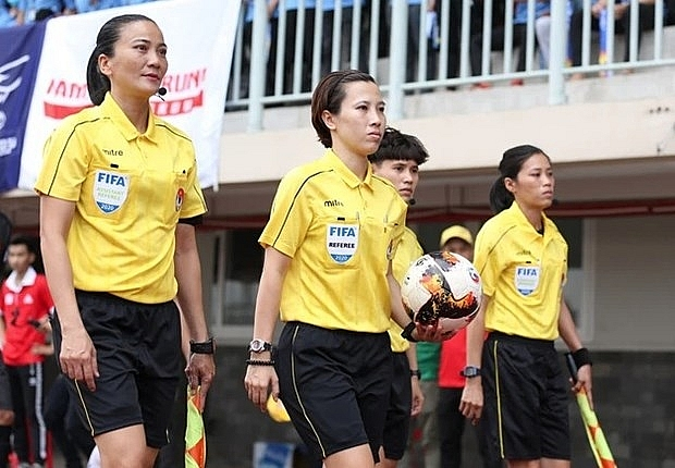 two vietnamese among candidate referees for 2023 fifa womens world cup