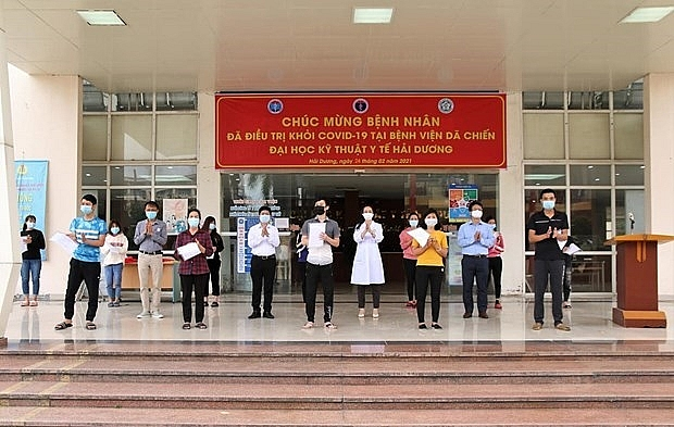 13 covid 19 patients recover in hai duong province