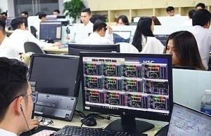 shares decline as pillars lose ground