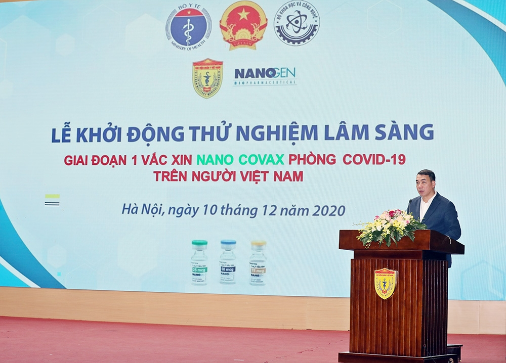 first vietnamese covid 19 vaccine nano covax enters second phase of human trials