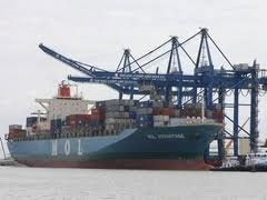 nations key shipping route opens to traffic