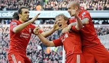 liverpool hand united back to back defeat