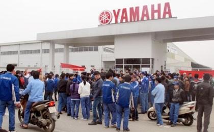 strike action rocked yamaha vietnam