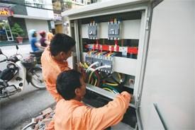 lines short circuit electricity plans