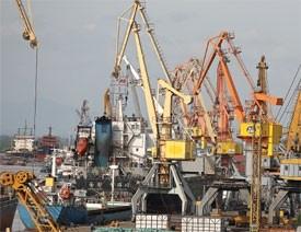 shipping firms sail into rough seas