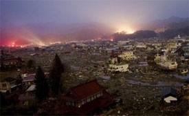 pounding rain fuels radiation fears in japan