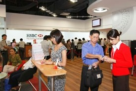 hsbc vietnam gains remarkable profit