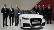 audi profits hit record in 2011