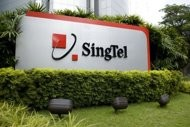 singtel moves into mobile ads to boost revenue