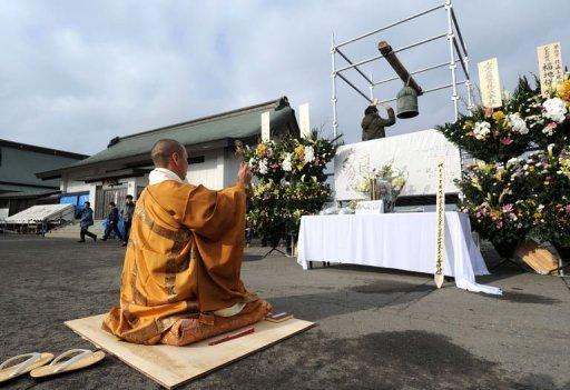 japan marks anniversary of tsunami tragedy