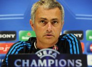 mourinho says no fears for real job