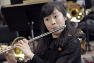 N.Korean orchestra opens musical bridge to Europe