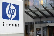 Hewlett-Packard on Tuesday said that it is combining its computer and printer units to free up more cash for innovation in the rapidly evolving technology market. (AFP Photo/Dirk Waem)
