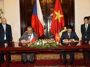 czech republic prioritizes trade cooperation with vietnam