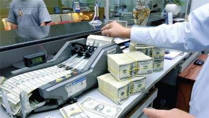 move to fortify forex positions
