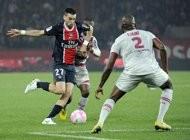 psg fail to regain ligue 1 top spot