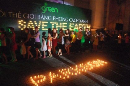 parkson vietnam goes green