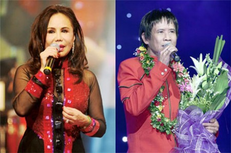 Ministry names overseas singers banned from performances in Vietnam
