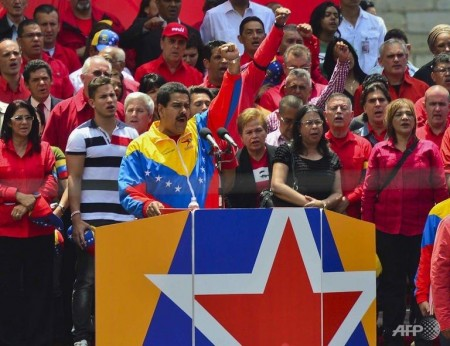 venezuela election fight to succeed chavez begins
