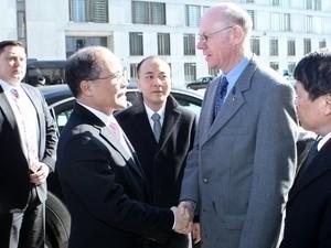 vietnamese german top legislators hold talks